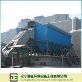 Collettore di polveri del filtro a sacco del Macchina-Impulso-Getto di pulizia di metallurgia
