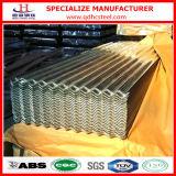 Metal corrugado galvanizado Techos de Zinc Hoja