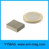 Imán de SmCo del imán del cobalto del samario del bloque de China para la venta