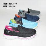 De recentste Vrouwen glijden op de Toevallige Schoenen van Sporten met Goede Kwaliteit uit Lage Prijs  (Mb176-7)