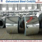 (0.13mm-1.3m m) Bobina galvanizada del acero Coil/Gi/Steel/Steel