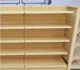Pared lateral superficial de madera del Ce la sola deja de lado/estante
