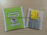6600bags per Uur/de Geplooide BuitenMachine van de Zak/Van de Verpakking van het Theezakje (CCFD6)