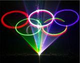 Лазерный луч одушевленност полного цвета 1W-20W RGB (CSL-802)