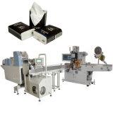 ペーパー折る機械ナプキンのスリッターの小型のティッシュのパッキング機械