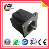 Motor de pasos eléctrico para la máquina que elimina