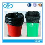 LDPEの黒く頑丈なプラスチックごみ袋