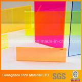 Plexiglas-Blatt der lichtdurchlässige Farben-Plastikacrylblatt-Form-PMMA