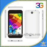 De goedkoopste Mobiele Telefoon van het Scherm van de Aanraking van 6 Duim Grote met GPS van WiFi Bluetooth OTG bouwt 3G Androïde Dubbele SIM Mobiele Telefoon Ws600 in