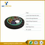 Câble de fibre optique de SM de faisceaux extérieurs du conduit 12 de GYTS