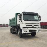 Sinotruk는 6X4 30 톤 또는 왼손 드라이브 덤프 쓰레기꾼 팁 주는 사람 트럭 보상한다