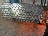Tuyauterie transparente en verre de Borosilicate, tube de verre de Pyrex