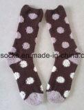 De Verwarde Microfiber Sokken van vrouwen, Zachte Textuur