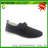 Les loisirs d'homme de Greenshoe chaussent les chaussures occasionnelles plates Foowear d'oisif d'hommes