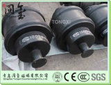 O teste de aço padrão do ferro de molde OIML torna mais pesado o fornecedor