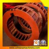 機械を持ち上げる800mmの鉄道トンネルの管