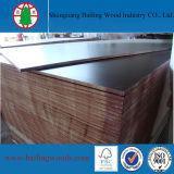 La mejor madera contrachapada Shuttering hecha frente de la calidad 12-18m m película