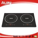 Cocina Sm-Dic06 de la inducción de las hornillas del doble de la aprobación de CB/CE