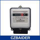 Основание однофазного электронного метра напряжения тока энергии силы ватта пластичное (DDS2111)