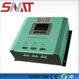 contrôleur solaire de charge de 40A 80A 24V/48V MPPT avec l'affichage à cristaux liquides
