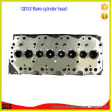 Головка цилиндра двигателя 11041-6tt00 Cyqd32t Qd32t для границы Nissan