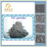 de carburo de titanio de acero de aleación y sinterización + 99,5%, Tic Polvo