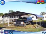Pabellón del coche del marco de acero con el precio bajo (FLM-C-005)