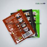 Saco Ziplock plástico desobstruído do empacotamento de alimento do saco de LDPE/PE