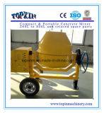 Mobilier amovible chaud de machines de construction de ventes mélangeur concret de 600 litres