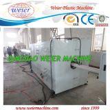 Double machine conique de boudineuse à vis avec le moteur 55kw pour la machine de fabrication de pipe de PVC
