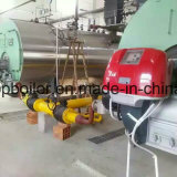 2017 Indústria Têxtil Gas Fired / Oil Fired Hot Water Boiler