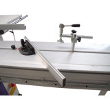 Cutting MDFおよびSolid Wood 3800mmのための中国Professional Woodworking Sliding Table Panel Saw