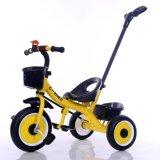Conduite neuve de tricycle d'enfants de Trike de gosses sur le jouet avec En71-Certificate