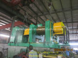 중국 최고 단단한 이 표면 흡진기 고무 크래커 선반 기계