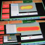 Détecteur d'or / Détection de surface PRO / 3D Détecteur de métal / détecteur d'or 3D (unité de contrôle + 1 batterie + 2 bobines + pavé tactile de bobine 100CCM + arbre + bluetooth)