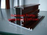 Profilo di alluminio di profilo dell'espulsione dell'alluminio del principale 10 della Cina per il portello della finestra di scivolamento