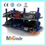 Система подъема стоянкы автомобилей автомобиля 2 столбов автоматическая гидровлическая двойная