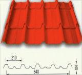 Pain de panneau de toit et de mur formant la machine (XH840 vitrés)