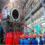 China manufaturou o moinho de esfera de moedura Ar-Varrido de carvão