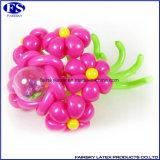 Ballon die van het Latex van de modellering de Lange het Magische Gebruik van de Ballon verdraaien