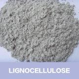 Целлюлоза Lignocellulose слипчивого Strongthening вещества Constructin деревянная
