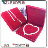 Joyería pendiente del collar de la joyería de la plata esterlina de la joyería de la carrocería del anillo del pendiente de la plata del rectángulo de la pulsera del collar de la manera (YSD89B)
