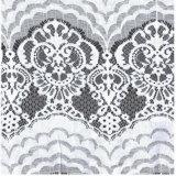 Lace elastico Fabric per Dress Garments con il prezzo delle azioni