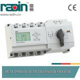 パテントのLCD表示が付いている自動転送スイッチの中の情報処理機能をもったコントローラ