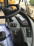 Carregador usado do carregador da roda da venda de Hzm912 1200kg mini carregador quente