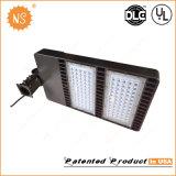 Luz de estacionamento ao ar livre listada da área do diodo emissor de luz IP65 200W do UL Dlc