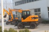 Escavatore X80-L, escavatore centrale della rotella