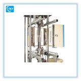 Horno de tubo caliente del sínter de la prensa del vacío del laboratorio