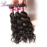 Пачки высокого качества дешевые намочили и волнистые индийские волосы