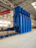 Prensa hidráulica para presionar placas gruesas de acero